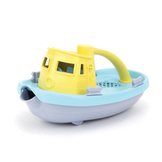 Kishajó fürdő játék