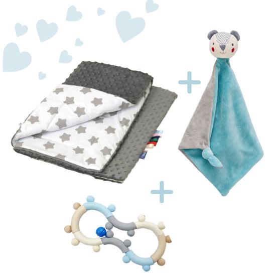 Maci LUX babaváró ajándék csomag