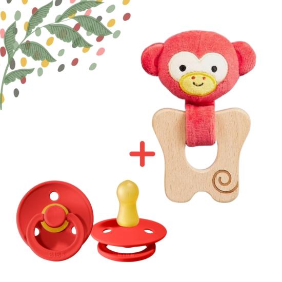 Mini maki Basic babaváró ajándék csomag