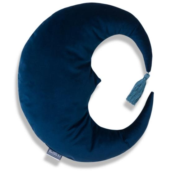 Bellochi gyerek díszpárna- Kék hold