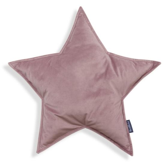 Bellochi gyerek díszpárna- Rózsaszín csillag