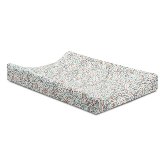 Jollein pelenkázó lap huzat, 50x70 cm- Bloom