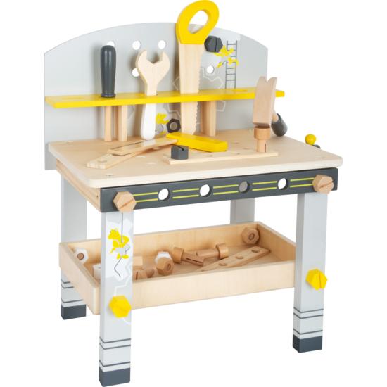 Barkácsasztal gyerekeknek