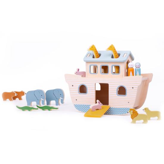 Fa Noé bárkája- 15 db-os szett