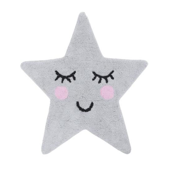 Sass and Belle gyerekszőnyeg- Csillag