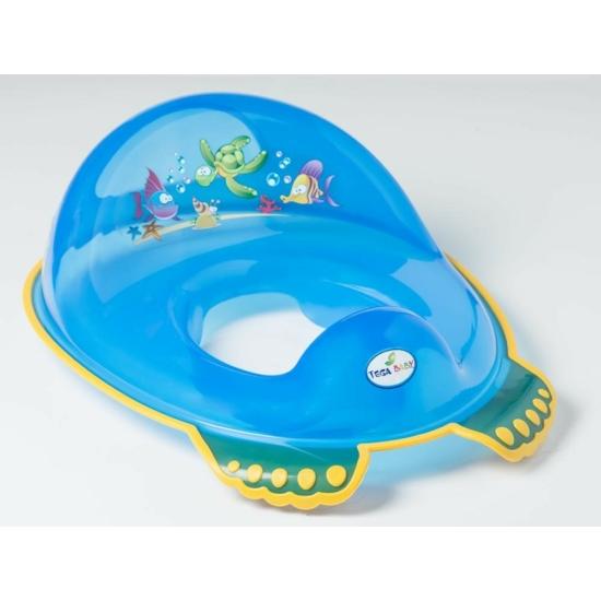 Tega Baby csúszásgátlós WC szűkítő- Aqua
