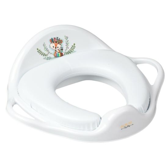 Tega Baby puha WC szűkítő- Róka
