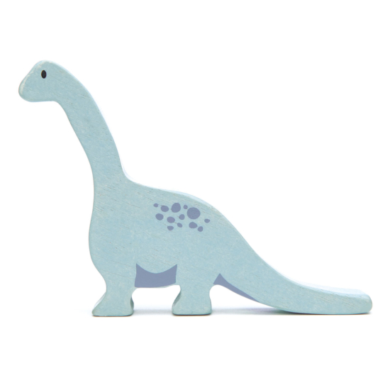 Dinó figura- Brontosaurus