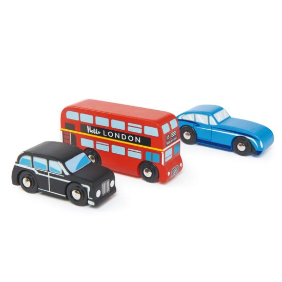 Londoni járművek készlet