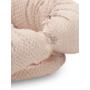 Kép 3/4 - Jollein babafészek- Hamvas rózsaszín