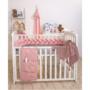 Kép 1/4 - AMY Pure fonott rácsvédő, 240 cm- Rózsaszín
