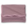 Kép 1/3 - AMY Pure kötött baba takaró 75x110 cm- Rózsaszín