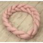 Kép 3/6 - AMY Pure fonott babafészek- Rózsaszín
