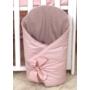 Kép 2/5 - Rózsaszín Basic újszülött hazahozó csomag, 2 részes