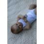 Kép 6/6 - BIBS Colour cumi- 2-es szett delfin-púderrózsaszín,6-18 hónapos korig