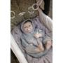 Kép 4/4 - BIBS Supreme cumi- hamvas lila,0-6 hónapos korig