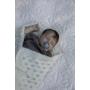 Kép 4/4 - BIBS Supreme cumi- púderrózsaszín,0-6 hónapos korig