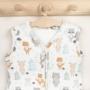 Kép 2/5 - ColorStories nyári baba hálózsák, 70 cm- Erdei állatok