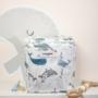 Kép 3/5 - ColorStories tároló doboz, 16x16 cm- Óceán