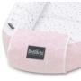 Kép 5/7 - Bellochi 5 részes babafészek szett- Rózsaszín csillagok