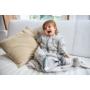 Kép 7/7 - Jollein baba hálózsák, 4 évszakos, 110 cm- Bloom