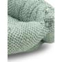 Kép 3/10 - Zsálya zöld Basic babafészek szett, 2 részes