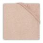 Kép 1/2 - Jollein lepedő 60x120 cm- Hamvas rózsaszín