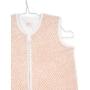 Kép 2/3 - Jollein nyári baba hálózsák, 90 cm- Hamvas rózsaszín