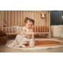 Kép 4/4 - Jollein nyári baba hálózsák, 70 cm- Hamvas rózsaszín bálnák