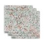 Kép 1/5 - Jollein prémium textil pelenka, 70x70 cm, 3 db- Bloom