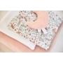 Kép 5/5 - Jollein prémium textil pelenka, 70x70 cm, 3 db- Hamvas rózsaszín