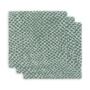 Kép 2/5 - Jollein prémium textil pelenka, 70x70 cm, 3 db- Zsálya zöld