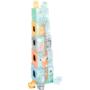 Kép 1/8 - Pasztell toronyépítő kockák, 5 db-os