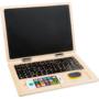 Kép 2/3 - Gyerek laptop, mágneses táblával és mobiltelefonnal