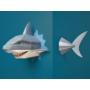 Kép 1/6 - Origami - Építs cápát!