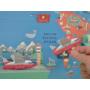 Kép 3/7 - Origami - Építsd fel a saját Világtérképedet!