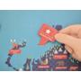 Kép 6/7 - Origami - Építsd fel a saját Világtérképedet!
