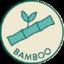 Kép 2/3 - Sass and Belle bambusz gyerek tányér- T-rex